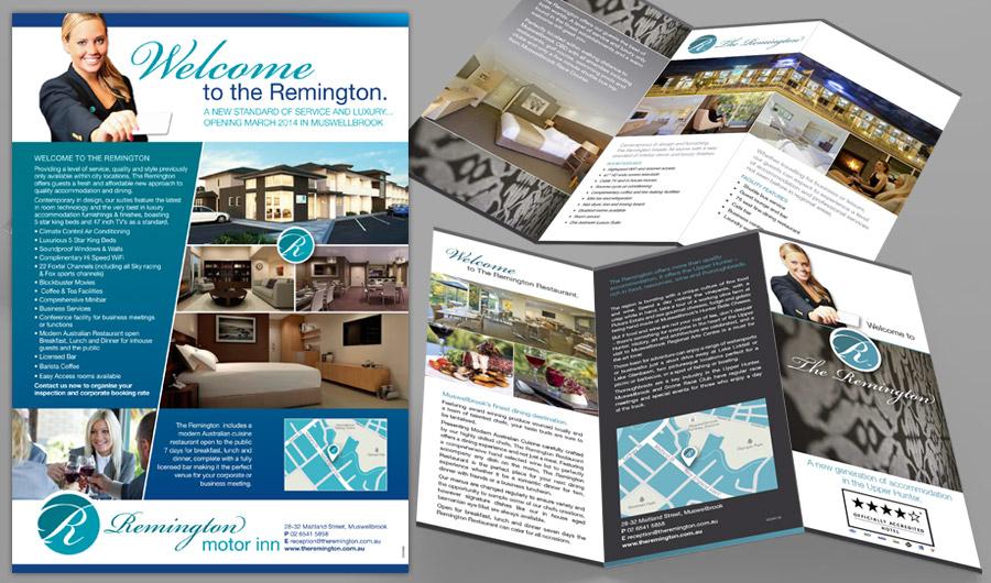 portfolio-the-remington-brochures