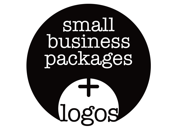 Small Business Packages + Logos